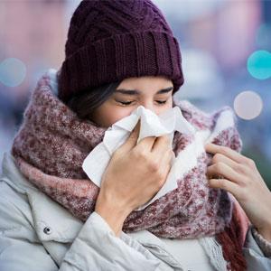Les maladies hivernales